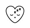 IconSleepHeart