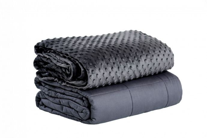 Sleep Sparrow Heavy Blanket Grey