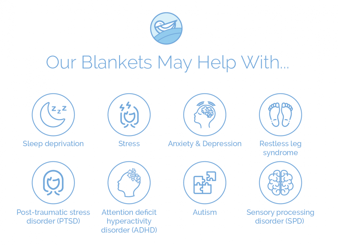 Sparrow Blankets Help With